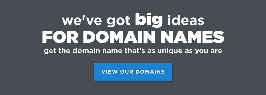 Domain Registration Offer